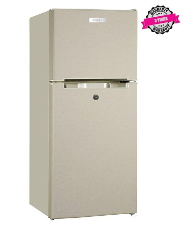 ARMCO ARF-D178(GD) - 118L 2 Door Direct Cool Refrigerator, COOLPACK - Gold