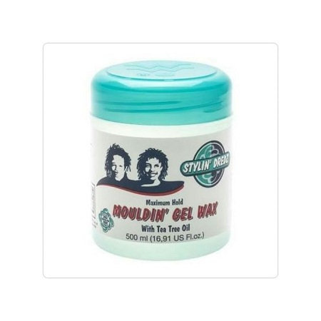 Style and Dredz Moulding Gel Wax - 500Ml