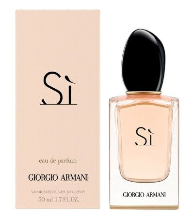 Si Giorgio Armani perfume - 100ml
