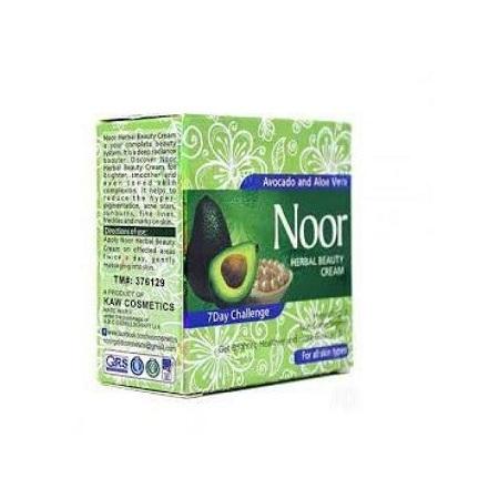 Noor Collection Herbal Beauty Cream