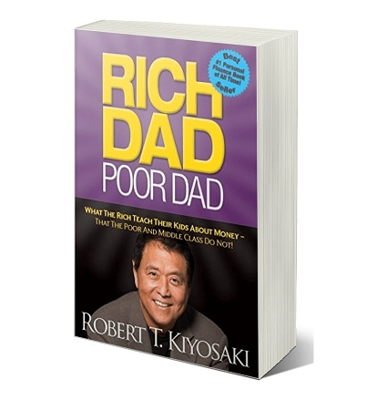 Rich Dad Poor Dad: What the Rich Teach Their Kids About Money That the Poor and Middle Class Do Not! (Physical Book)