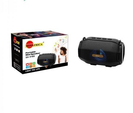 SA-X100 Sun Africa Audio with Bluetooth