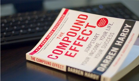 The Compound Effect: Jumpstart Your Income, Your Life, Your Success(Physical Book)