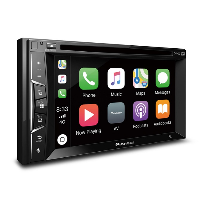 Pioneer AVHZ2250BT 6.2-inch Multimedia Player.