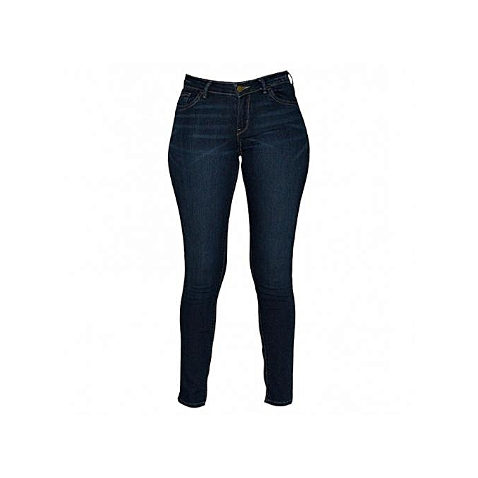 Forever Young - Junior Blue Atomic Girls Skinny Jeans