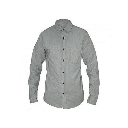 Zecchino Mint Green Long Sleeved Men's Shirts