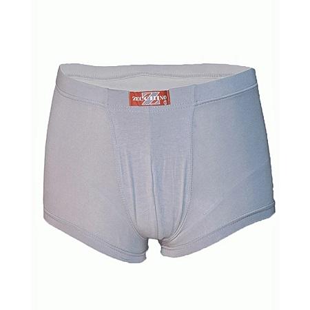 Zecchino Light Grey Mens Boxer Shorts