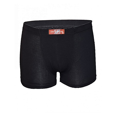 Zecchino Black Boxer Shorts