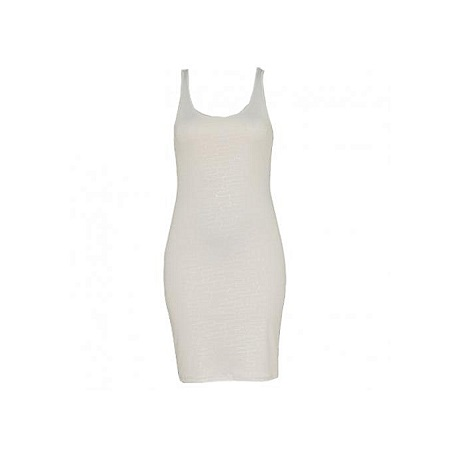 Forever Young Off-White Women's Dresses