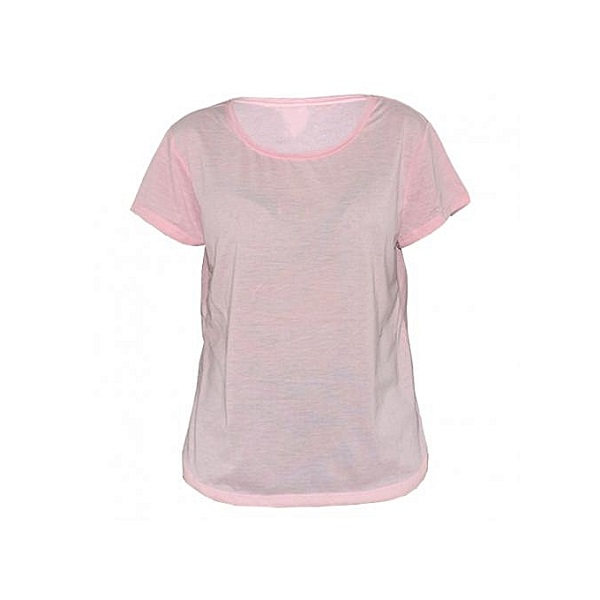 Forever Young Pink Women's Short Sleeved Tops
