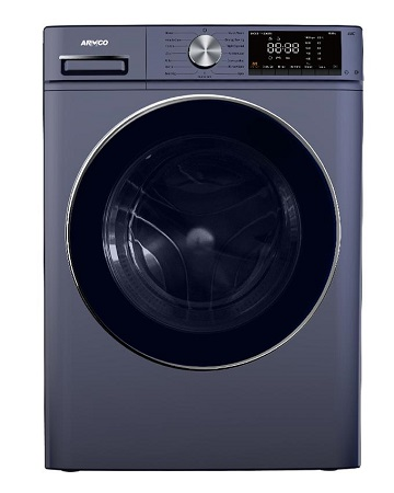 ARMCO AWM-FL800ML-BC(SL) - 8.0 Kg Automatic - Front Load Washing Machine.