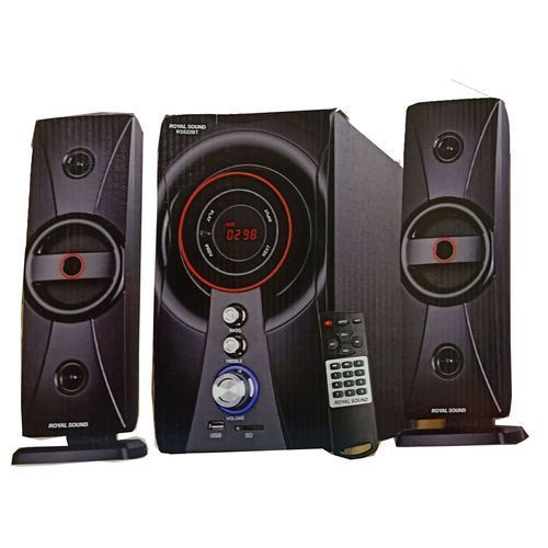 Ampex 9800W AX303BT- HOME THEATER SUB-WOOFER SYSTEM WOOFER -