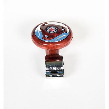 Auto Car Power Steering Wheel Ball Suicide Spinner Handle Knob