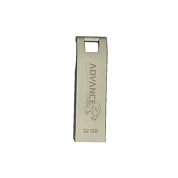 Advance USB Flash Disk - [32GB] - Silver