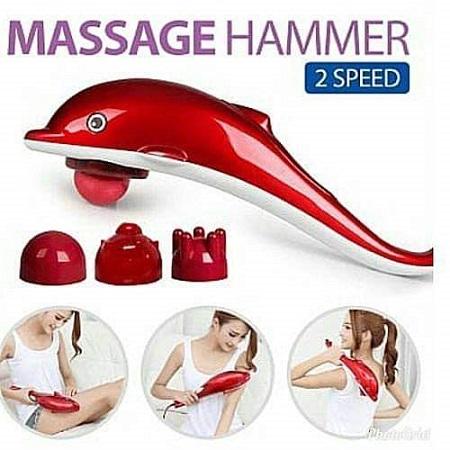 Massage Hammer Red
