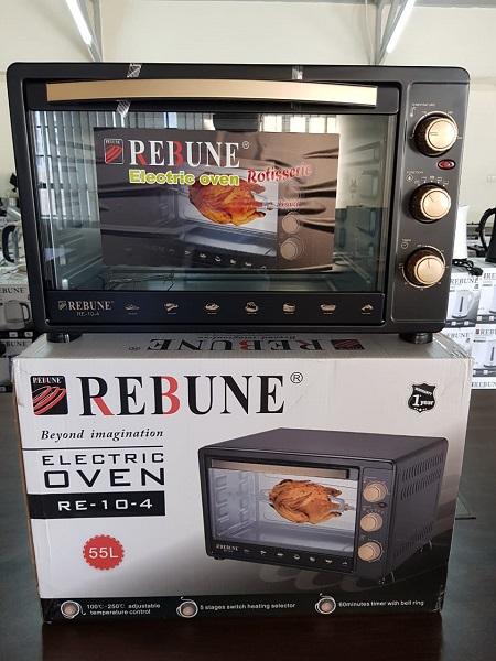 Rebune Electric oven 55ltrs