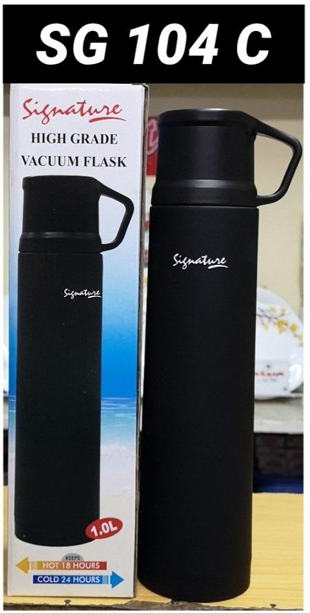 1ltr signature unbreakable vacuum flask