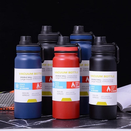 Sport Vacuum Bottle