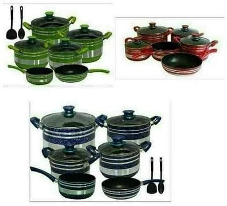 Yi tong cookware set