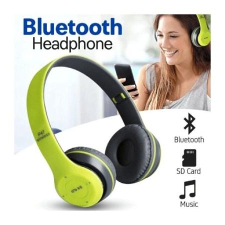 P47 Bluetooth Wireless Headphones