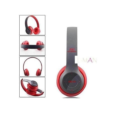 P47 Wireless Bluetooth Music Headphones