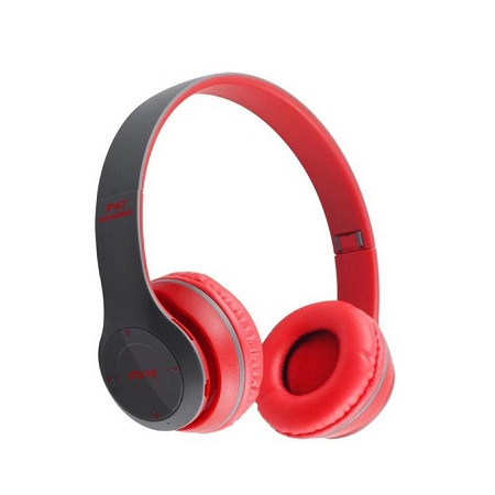 P47 Wireless Foldable Bluetooth Headphones Stereo