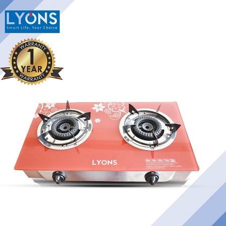 Lyons GS008, 2 Burner