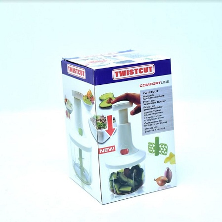 9 In 1 Rotary Mandoline/vegetable Cutter
