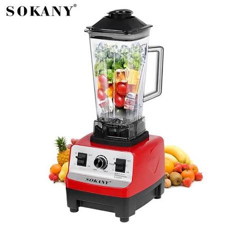 Sokany Multipurpose Commercial Blender