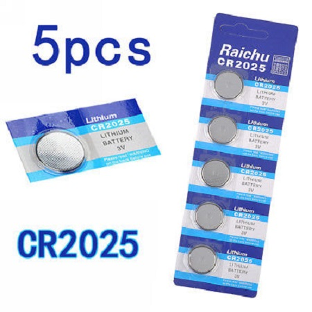 CR2025 3 VOLTS  Lithium Coin Cell Battery