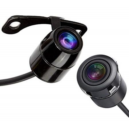 HD Car Reverse Camera Round.