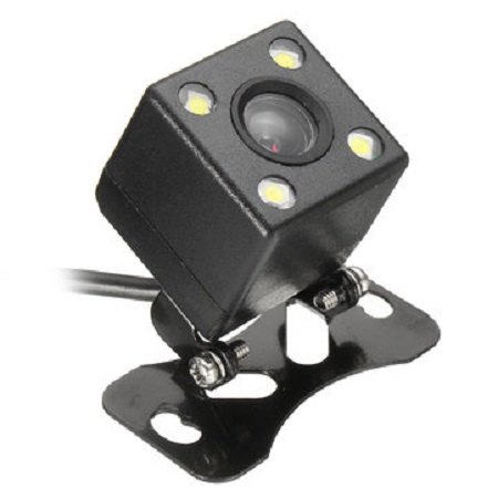 HD Square Reverse Camera.