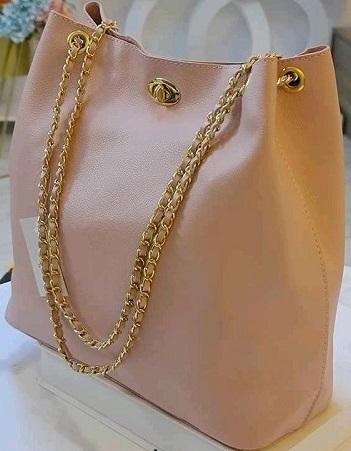 Fashion Finest Quality Shoulder Hand Bag -Brown
