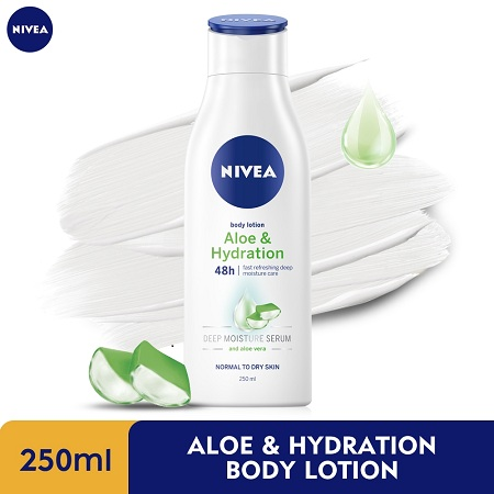 Nivea Aloe & Hydration 250ml