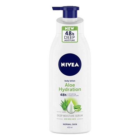 Nivea Aloe & Hydration 400ml