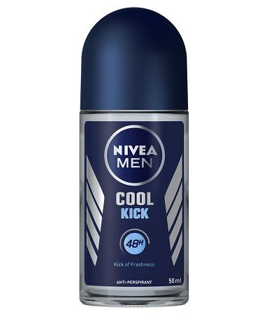 Nivea Cool Kick Roll on for Men 50ml