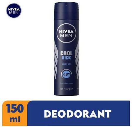 Nivea Cool Kick Spray for Men 150ml