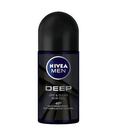 Nivea DEEP Roll on for Men 50 ml