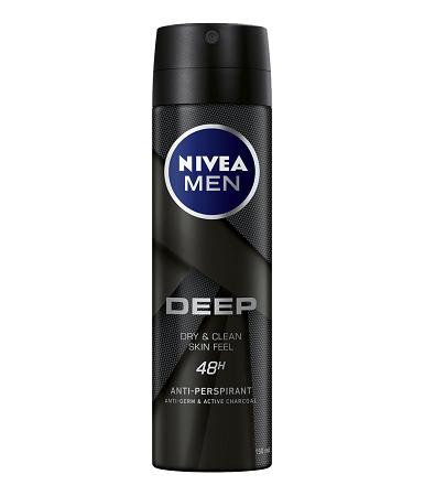 Nivea DEEP Spray for Men 150ML