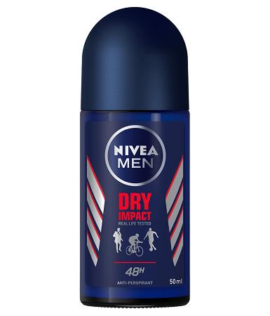 Nivea Dry Impact Roll on for Men 25 ml