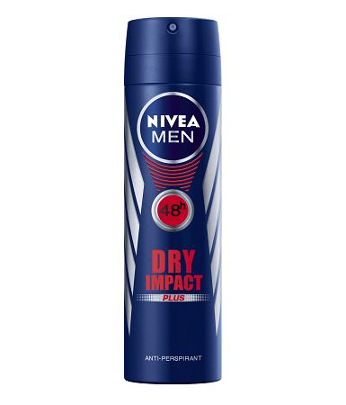 Nivea Dry Impact Spray for Men 150ml