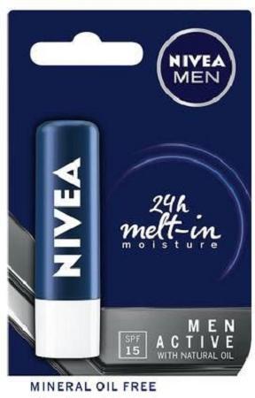 Nivea Lip balm Classic/Essential 4.8g