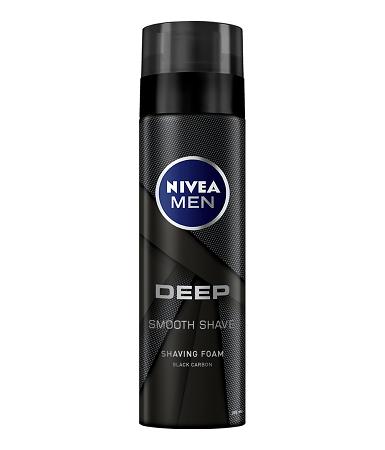 Nivea Men Deep Shaving Foam 200 ml