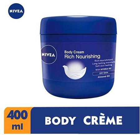 Nivea Nourishing Body Cream 400ml