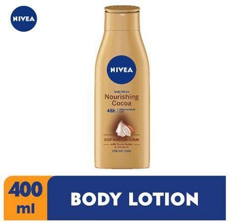Nivea Nourishing cocoa body lotion 400ml