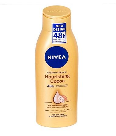 NIVEA NOURISHING COCOA LOTION 100 ML