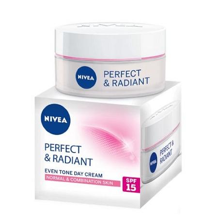 Nivea Perfect & Radiant Even tone day cream 50ml