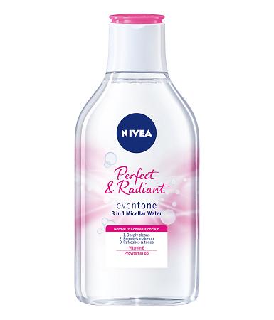 Nivea Perfect & Radiant Micellair water 400ml