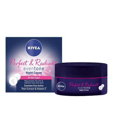 Nivea Perfect & Radiant Night cream 50ml