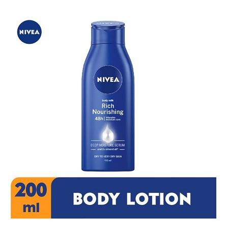 Nivea Rich nourishing body lotion 200ml